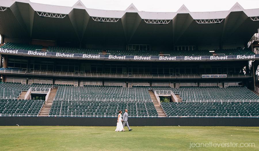 Dujon Anja Wedding Wanderers Cricket Stadium 033.jpg