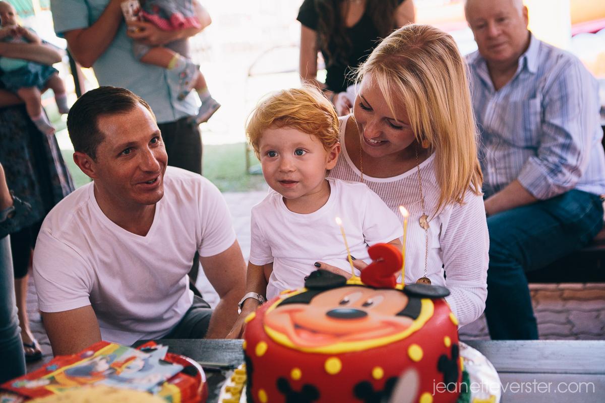 Gabriels birthday party 030